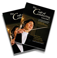 Instructional DVD, 'The Craft of Conducting'